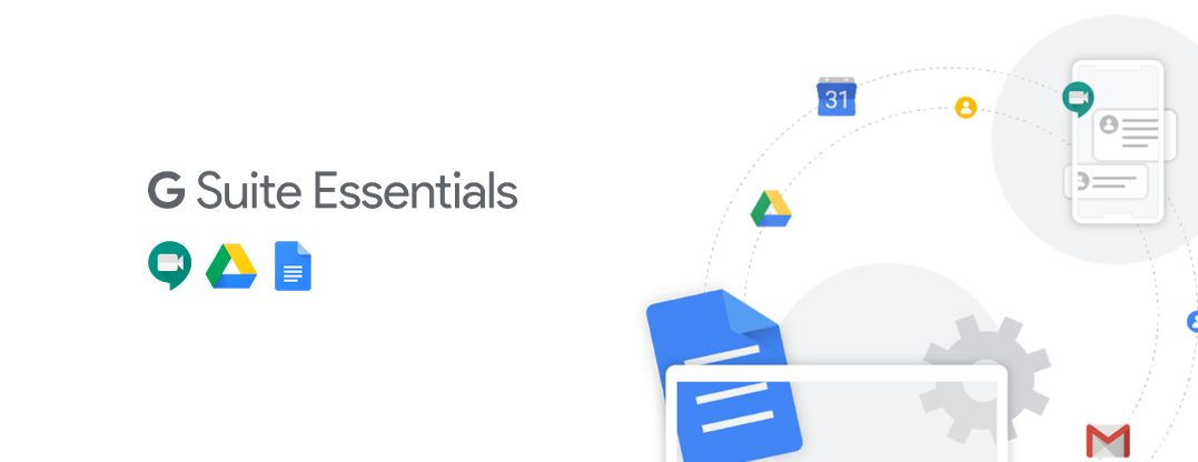 G Suite for the new normal