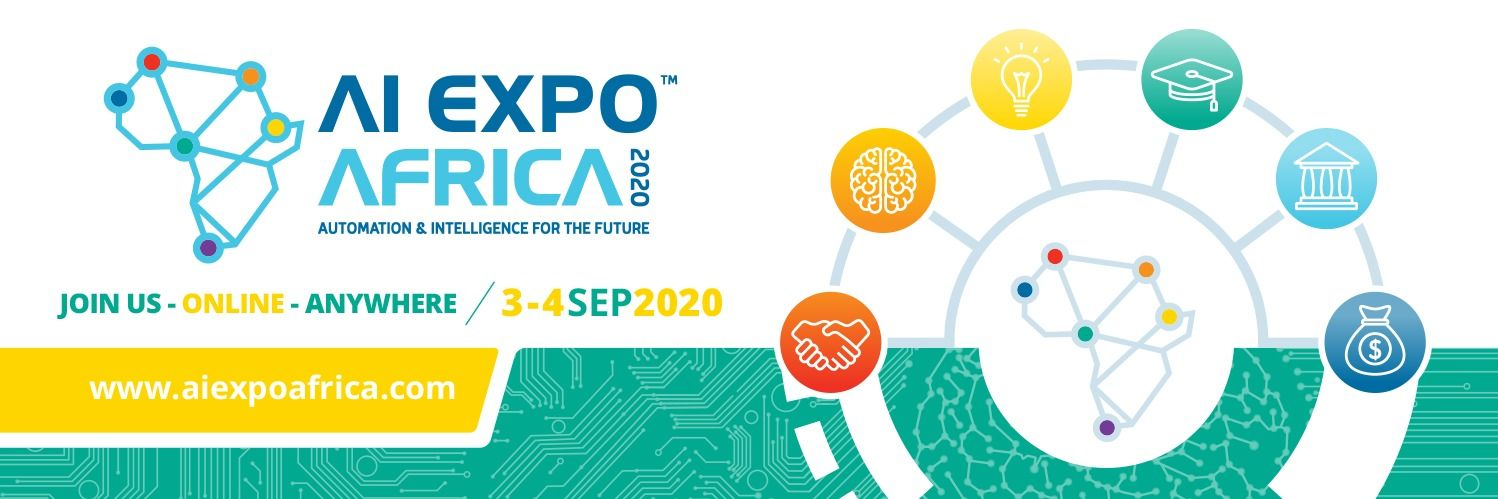 AI Expo Africa is here!