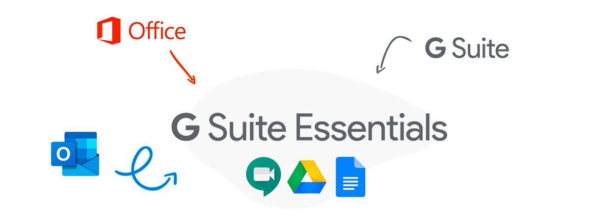 Get 2 Months Free: G Suite Essentials